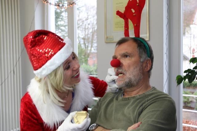 Weihnachten bei Schlee-Dental